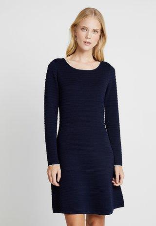 Strickkleid - dark blue