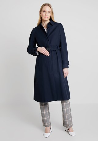 ESSENTIAL - Trench - blue