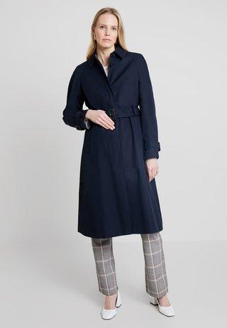 ESSENTIAL - Trenchcoat - blue