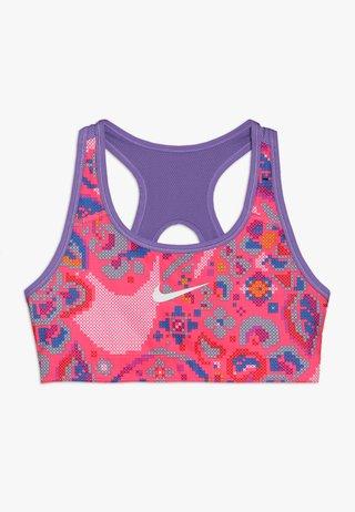 BRA CLASSIC REVERSIBLE FEMME - Urheiluliivit - hyper pink/space purple/white