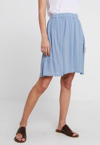 KADALUZ ANNA SKIRT - A-snit nederdel/ A-formede nederdele - faded denim