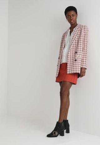 POPPER - A-snit nederdel/ A-formede nederdele - rust