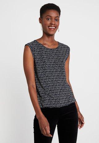 STROLCHI RHOMB - T-shirts print - simply blue