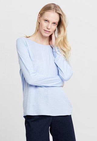 Bluse - light blue