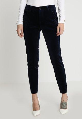 ANDORA PANTS TESSA FIT - Pantalon classique - eclipse blue