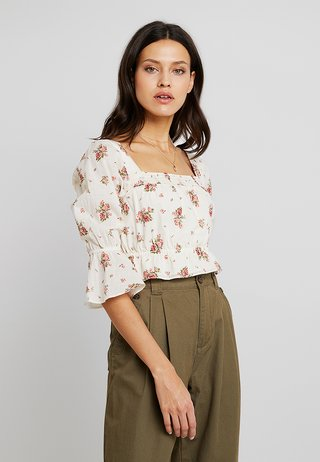 DITSY - Blouse - yellow