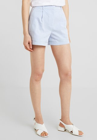 MOLLY - Shorts - blue