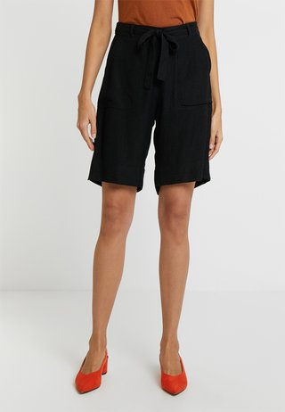 KAIDA - Shorts - black deep