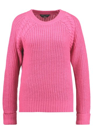 BETTY STATEMENT - Strickpullover - pink