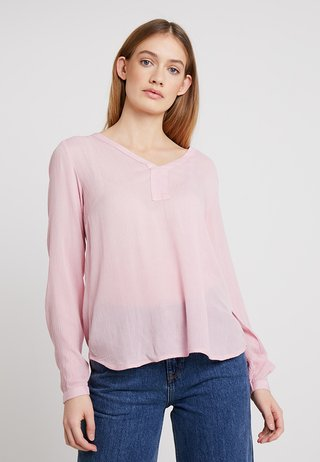 AMBER BLOUSE - Bluse - pink