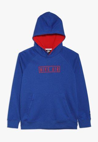 Nike Sportswear HOODIE Bluza z kapturem university red