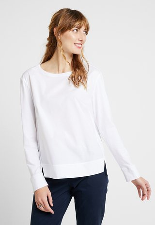 BLOUSE PATCH - Bluser - white