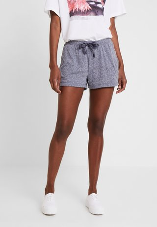 Shorts - dark blue melange