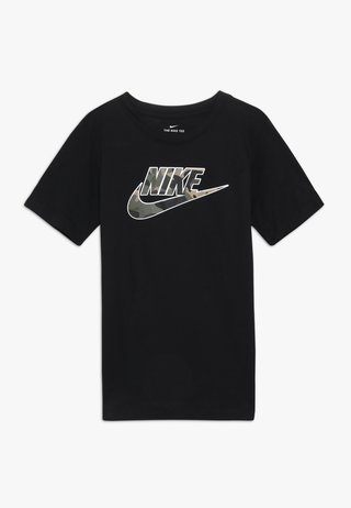 TEE FUTURA FILL - T-Shirt print - black