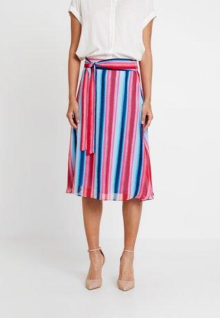 KURZ - Spódnica trapezowa - multi-coloured