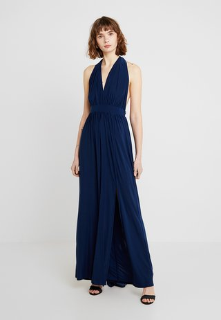 BRIDAL GO MULTIWAY GATHERED - Maxi dress - navy