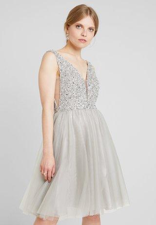 Vestido de cóctel - silver