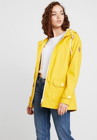 PENINSULA FISCHER - Waterproof jacket - yellow