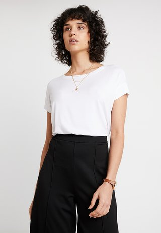 KURZARM - T-Shirt basic - white