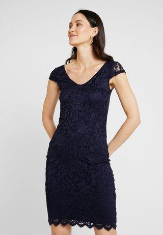 Etui-jurk - maritime blue