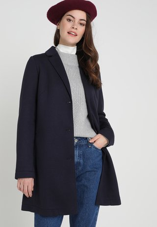Pitkä takki - dark blue