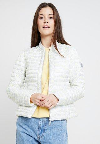 JACKET - Overgangsjakker - white