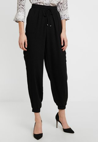 UTILITY CUFFED  - Jogginghose - black