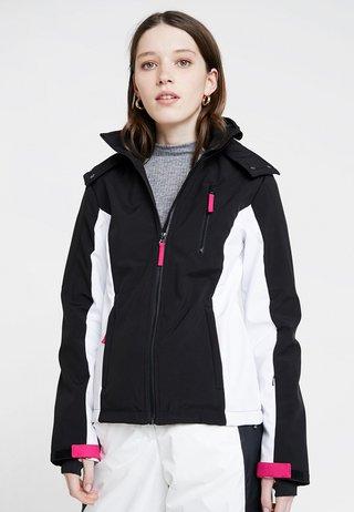 CONTRAST SKI - Outdoor jakke - black