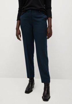 Violeta by Mango - XIPY7 - Pantalon classique - dunkelgrün