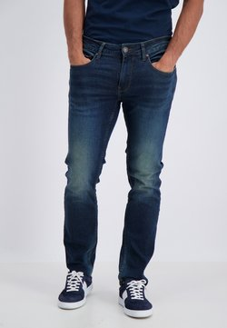 Jack´s Sportswear - Straight leg jeans - smooth blue