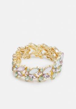 Pieces - PCFLOWINE BRACELET - Armband - gold-coloured