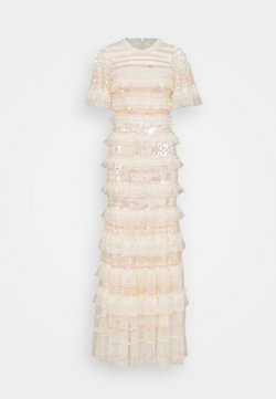 Needle & Thread - ARIANA SEQUIN GOWN - Gallakjole - champagne/sunset