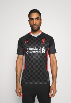 Nike Performance - LIVERPOOL FC 3R - Artykuły klubowe - anthracite/black/laser crimson