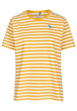 Cleptomanicx - T-Shirt print - apricot