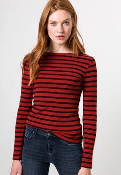 zero - Langarmshirt - tandori red