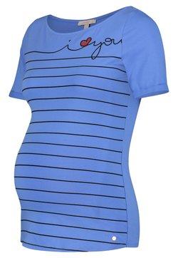 Esprit Maternity - T-shirt imprimé - blue