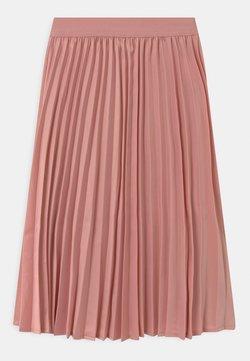 Grunt - HAZZ - Spódnica trapezowa - rose