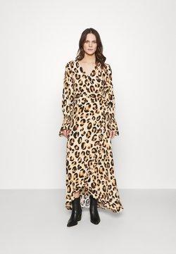 Fabienne Chapot - TASH DRESS - Maxikleid - beige/black/brown