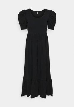 ONLY - ONLMAY LIFE PUFF DRESS - Maxiklänning - black