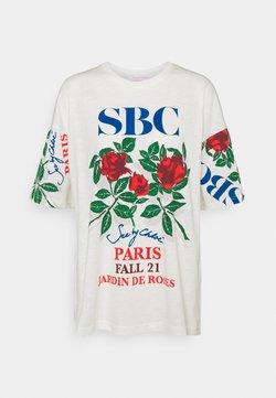 See by Chloé - T-Shirt print - cloudy white