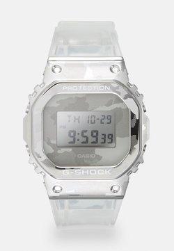 G-SHOCK - CAMO - Montre à affichage digital - transparent