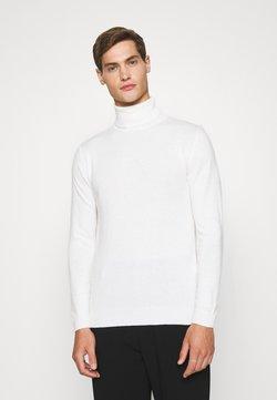STUDIO ID - TURTLENECK - Sweter - white