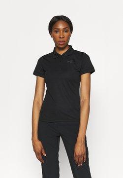 Icepeak - BAYARD - Poloshirt - black