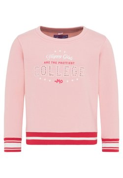 myMo KIDS - Sweater - rosa rot