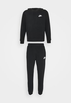 Nike Sportswear - SUIT BASIC SET - Trainingsvest - black/white