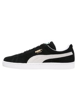 Puma - SUEDE CLASSIC+ - Sneakers laag - black