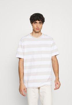 GAP - STRPE - T-Shirt print - fresh praline