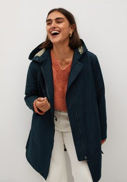 Violeta by Mango - CREW7 - Winter coat - dark navy