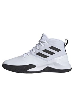 adidas Performance - OWNTHEGAME - Zapatillas de baloncesto - white/black