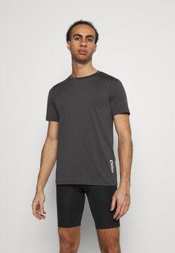 POC - REFORM ENDURO LIGHT TEE - T-Shirt basic - sylvanite grey